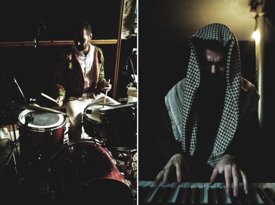 Yussef Kamaal - Wing Tai Drums