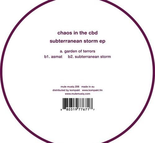Chaos In The CBD - Asmat
