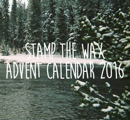 STW Advent Calendar 2016 - in aid of The Steve Reid Foundation