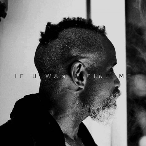"""Brand new 2 track 12"""" Vinyl from Steve Spacek, featuring the tracks 'If U Wan 2 Find Me'"""