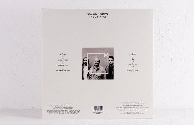 Gaussian Curve – The Distance – Vinyl LP