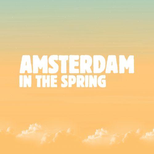 Simon Jefferis' - Amsterdam in the Spring