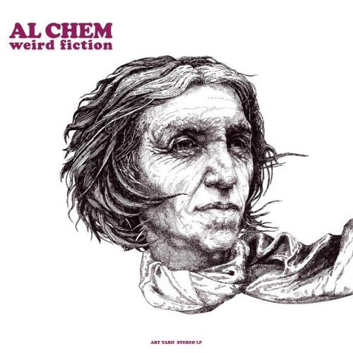 Album- Al Chem - Weid Fiction