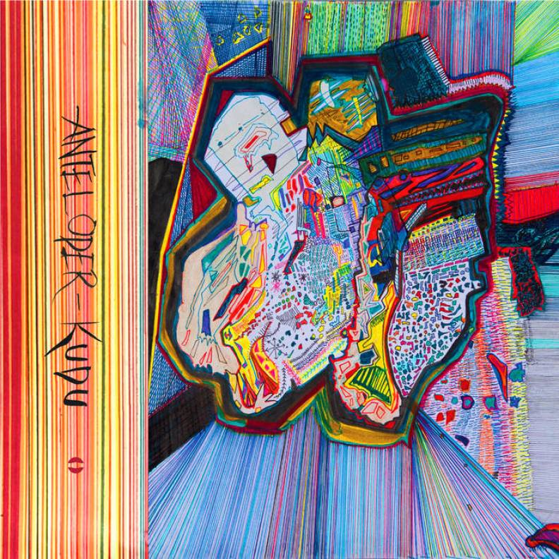 Anteloper - Kuda LP