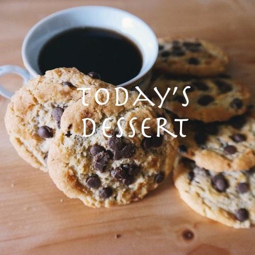 Brad new TS playlist Today's Dessert