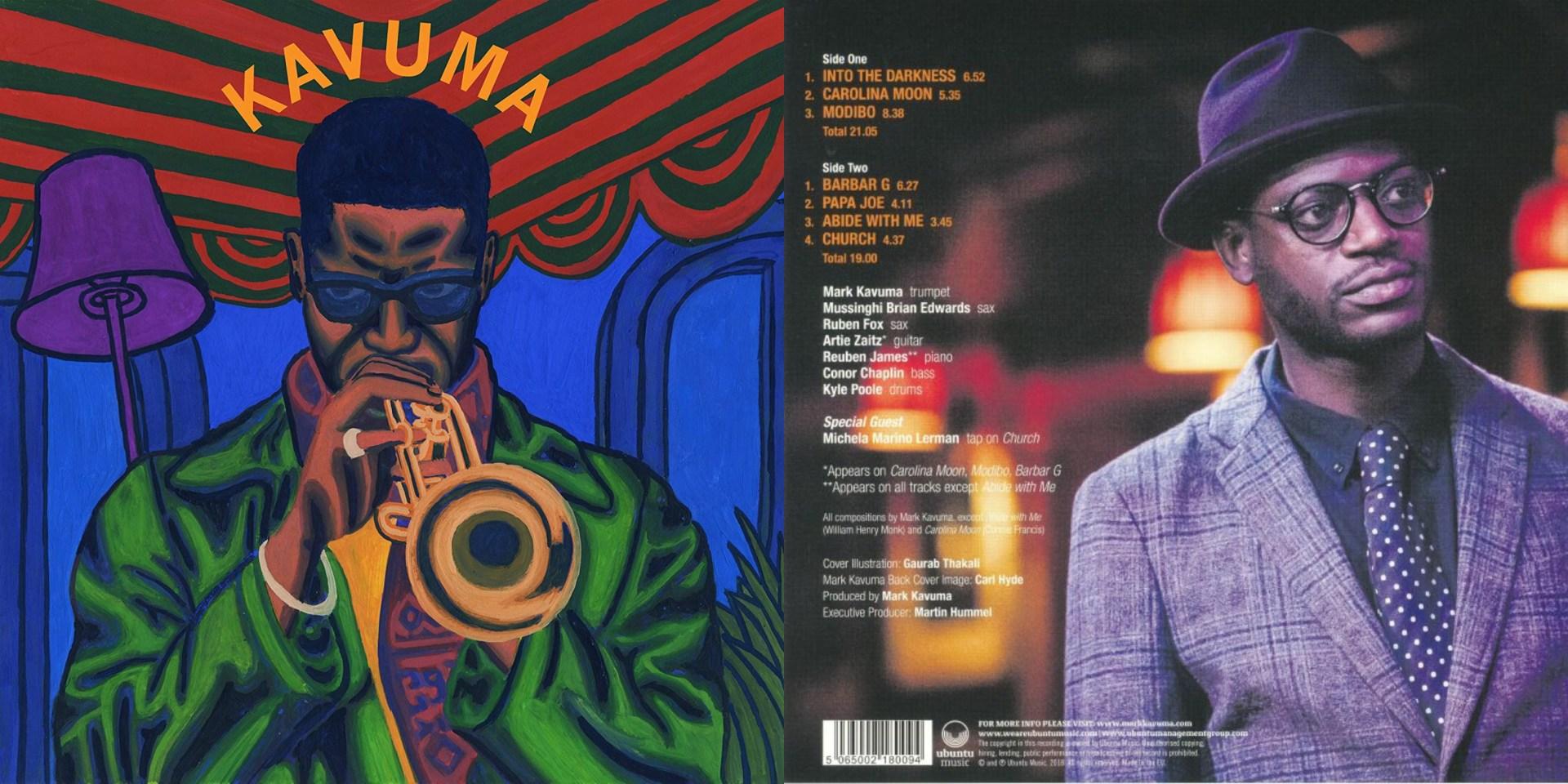 Album: Mark Kavuma - Kavuma