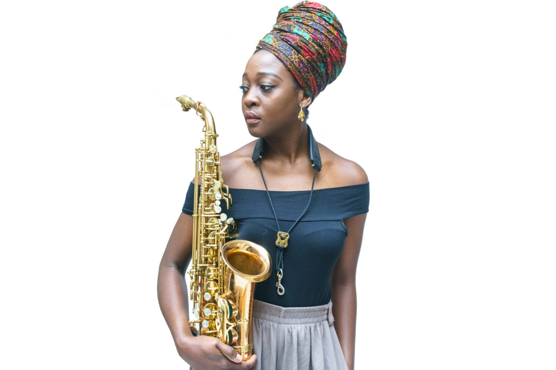 Saxophonist Cassie Kinoshi's SEED Ensemble announces debut album, Driftglass.