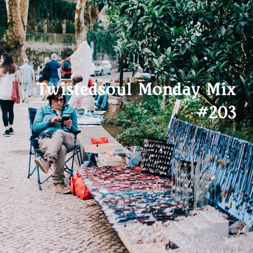 We're back with Monday Mix #203 easing you into another week with an eclectic blend of music.