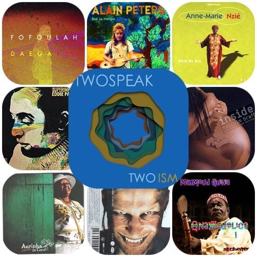 Guest Playlist: Twospeak