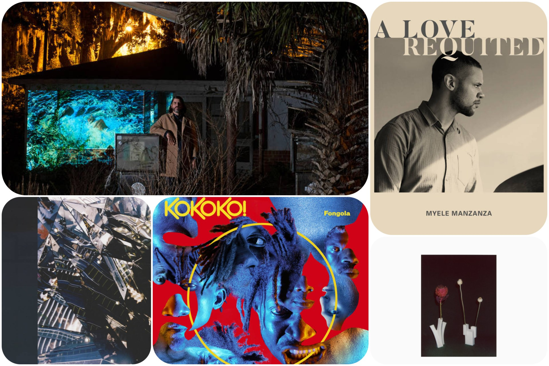 Our weekly guide to the best new albums.