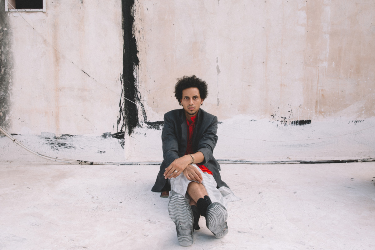 El Khat's dismantled Yemeni folk-funk.