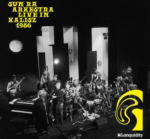 SUN RA ARKESTRA - LIVE IN KALISZ 1986.