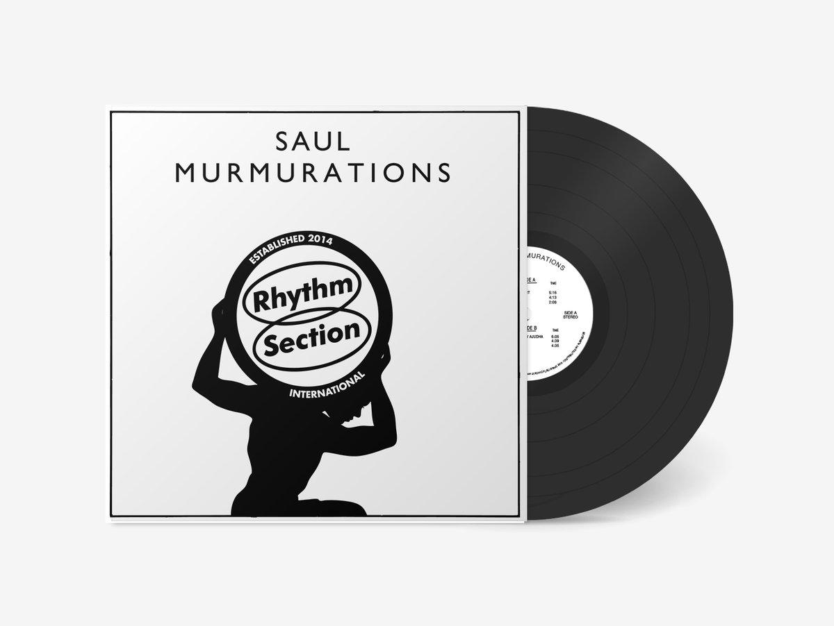 """Murmurations 12"""" artwork."""