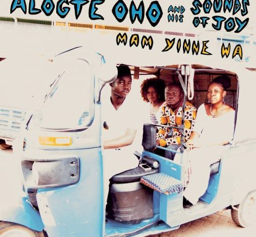Alogte Oho and his Sounds of Joy - Zota Yinne.