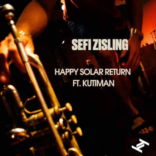 "Sefi Zisling LP announcement & new track ""Happy Solar Return ft. Kutiman"""