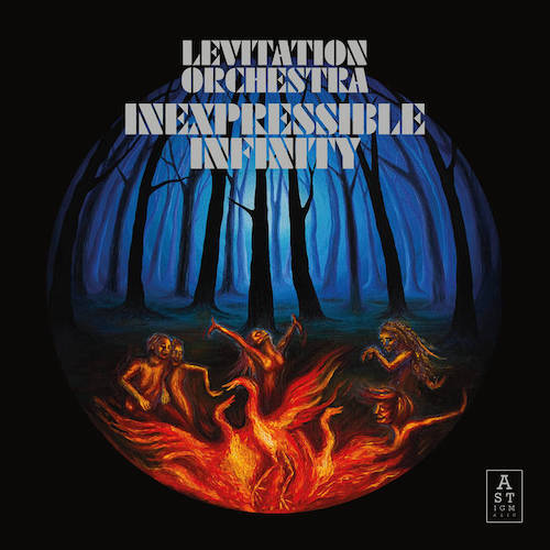Levitation Orchestra - a collective ritual of creativity.