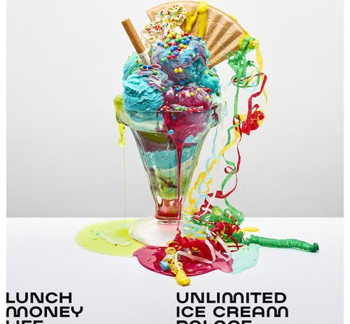 New & Noteworthy: Lunch Money Life - Unlimited Ice Cream Palace.