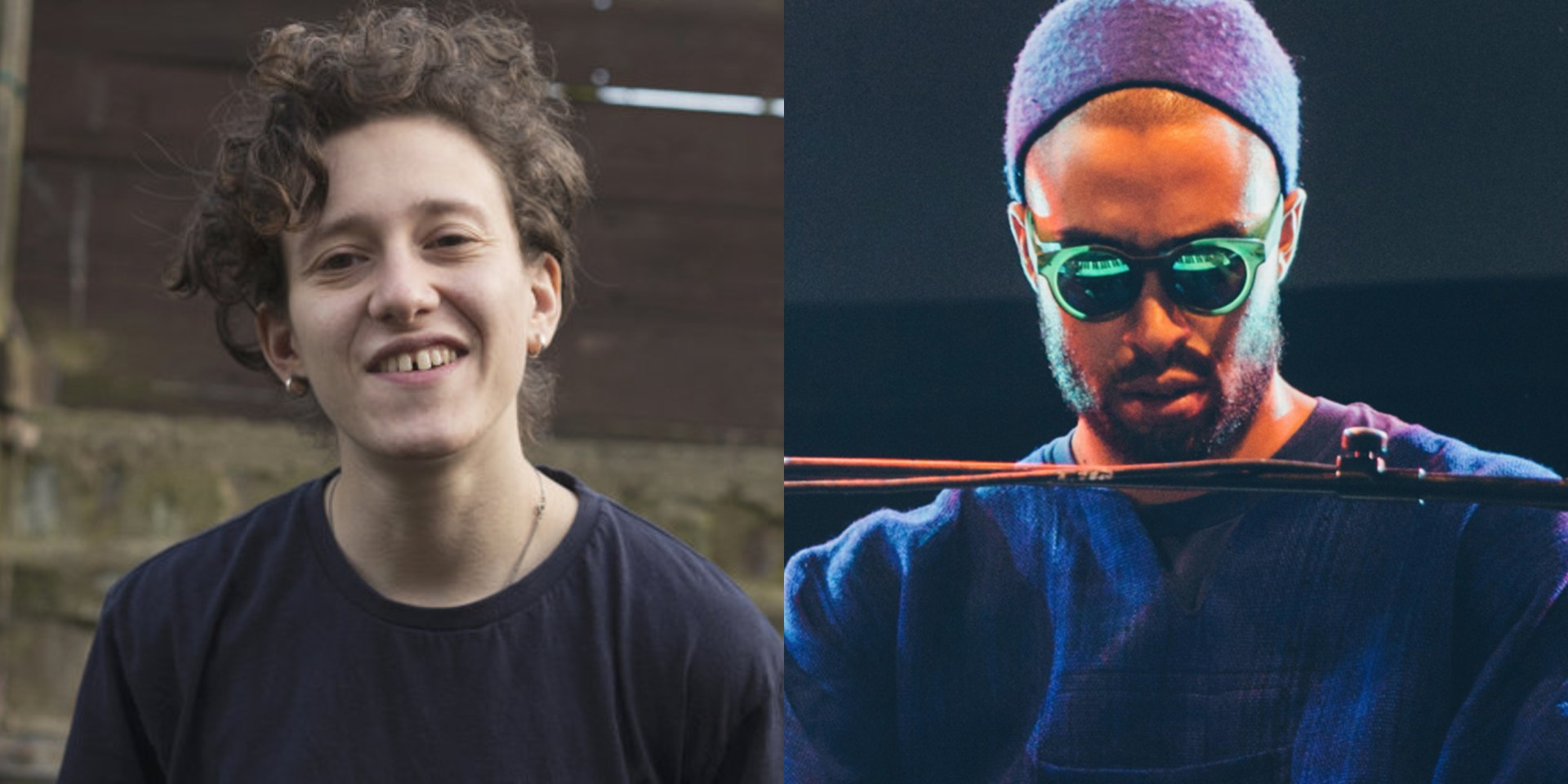 Mica Levi and Duval Timothy combine on split release.