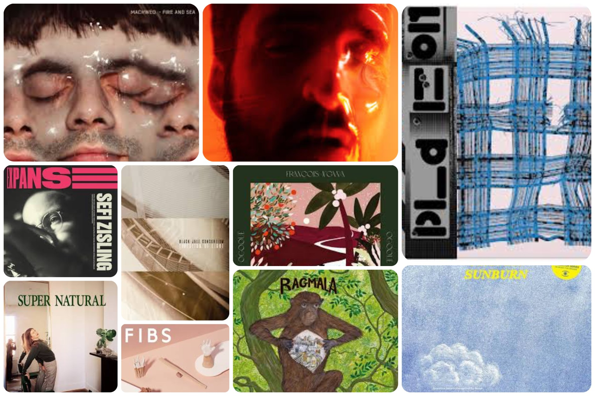 Our weekly mini-guide to the best albums you need to hear.