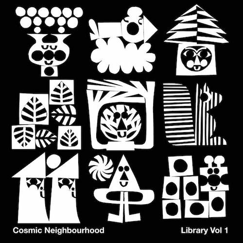 Cosmic Neighborhood set to release new LP.