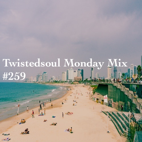 A new mix to ease you into this Monday morning.