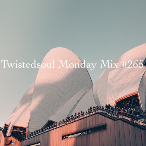 Kicking off the day with a new Monday mix.