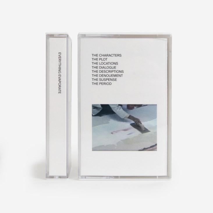 Félicia Atkinson- Everything Evaporate
