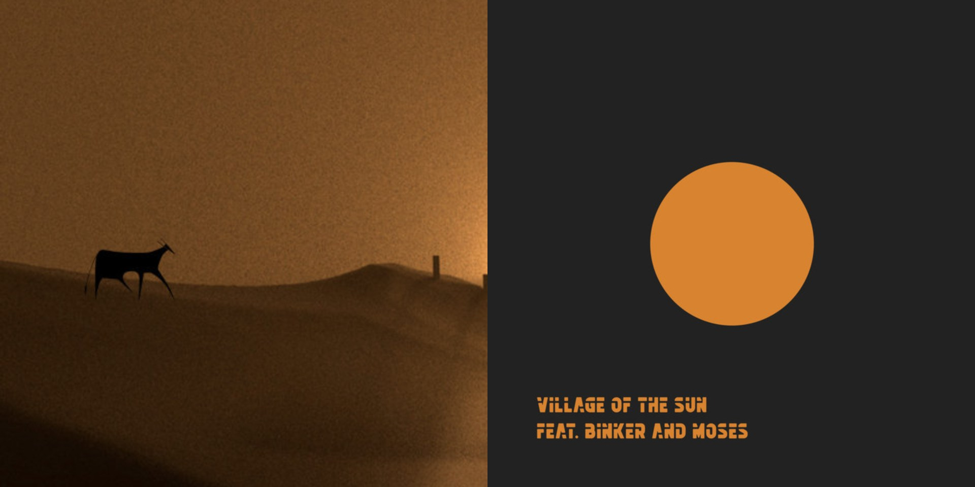Village of the Sun embodies a hybrid of electronic beats, heady jazz improvisation, and sheer, raw energy.