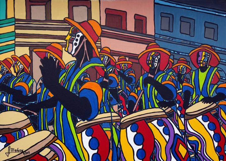 The Sound of Uruguay, by Romolo Disco.