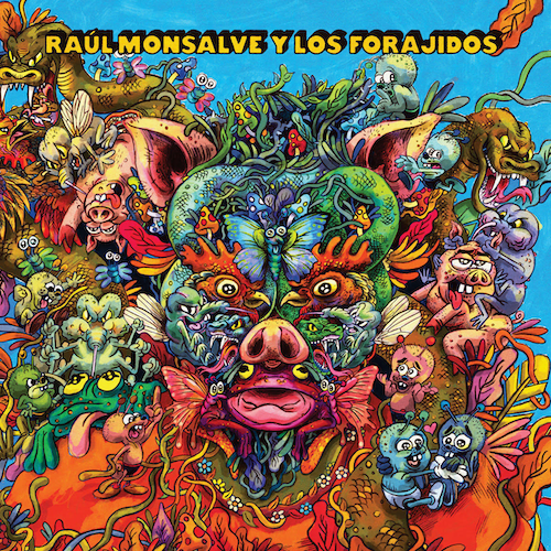 Raul Monsalve will release a new album this October.
