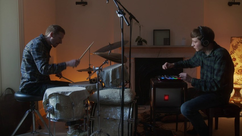 New release from Church Andrews & Matt Davies.