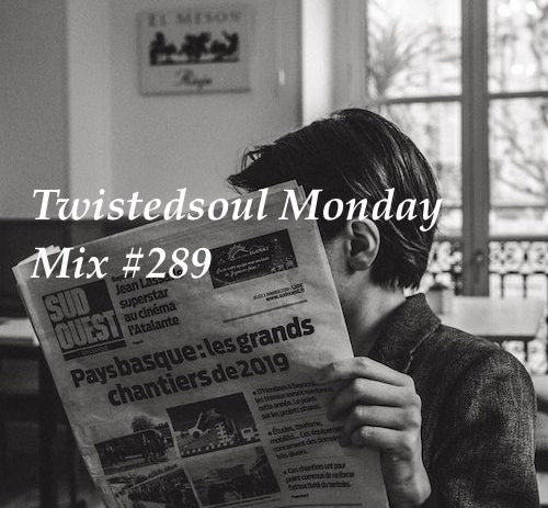 Brand new Monday Mix to soothe your earbuds.