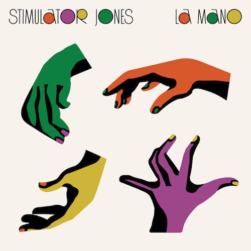 Stimulator Jones set to release new LP.