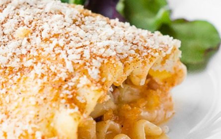 Chicken Cordon Bleu Lasagna Rolls   Twisted Tastes