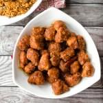 Crispy Orange Chicken | Twisted Tastes