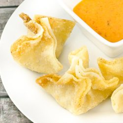 Shrimp Rangoons | Twisted Tastes