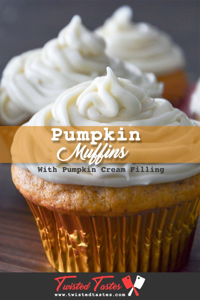 Pumpkin Muffins | Twisted Tastes