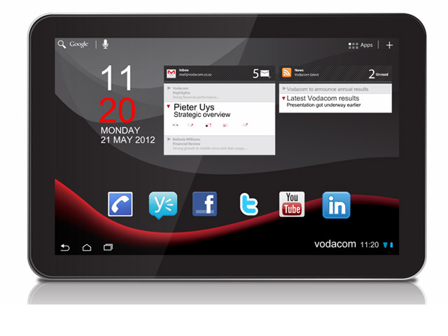 vodacom screen 1