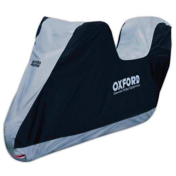 Oxford Aquatex Bike Cover With Topbox