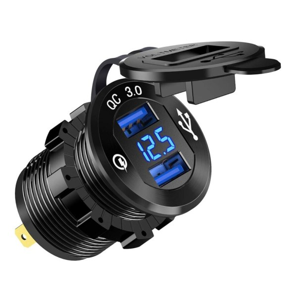 USB Charger for Marine | 4X4 | Motorcycle | Caravan