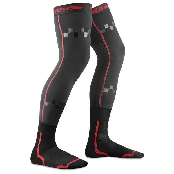 EVS Fusion Socks – Hi Viz Red - Twisted Trails