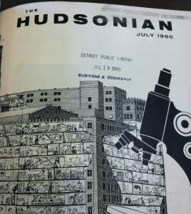 Hudsonian - July 1960
