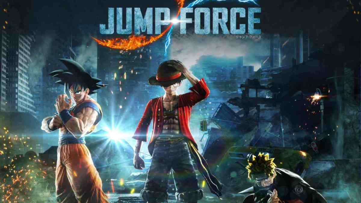 Two New Jump Force Characters Revealed Including Jotaro Kujo From JoJo's Bizarre Adventure