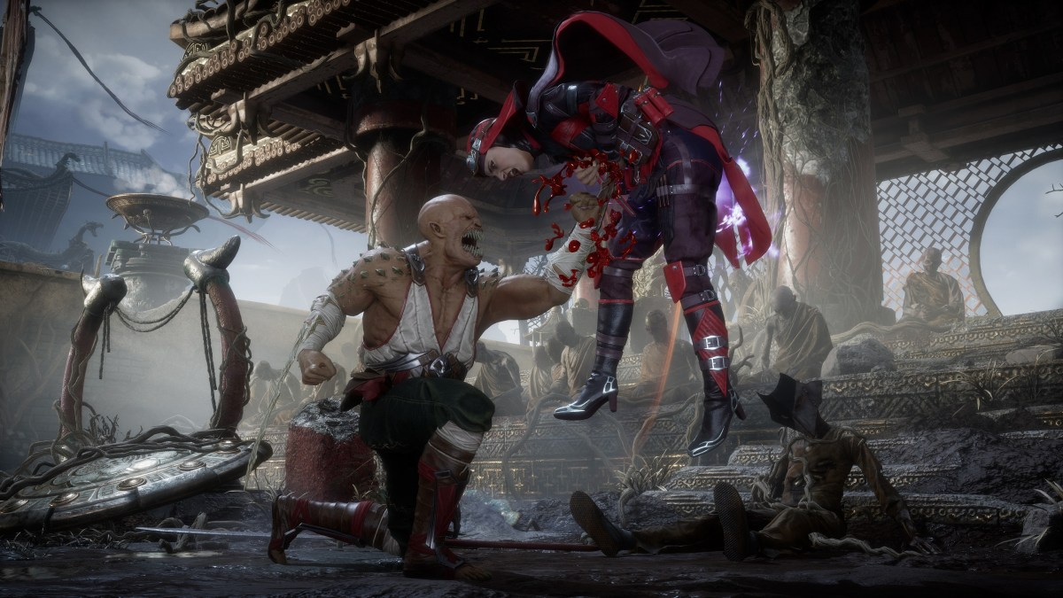"New Mortal Kombat 11 Update 1.02 Released For ""General Bug Fixes"""