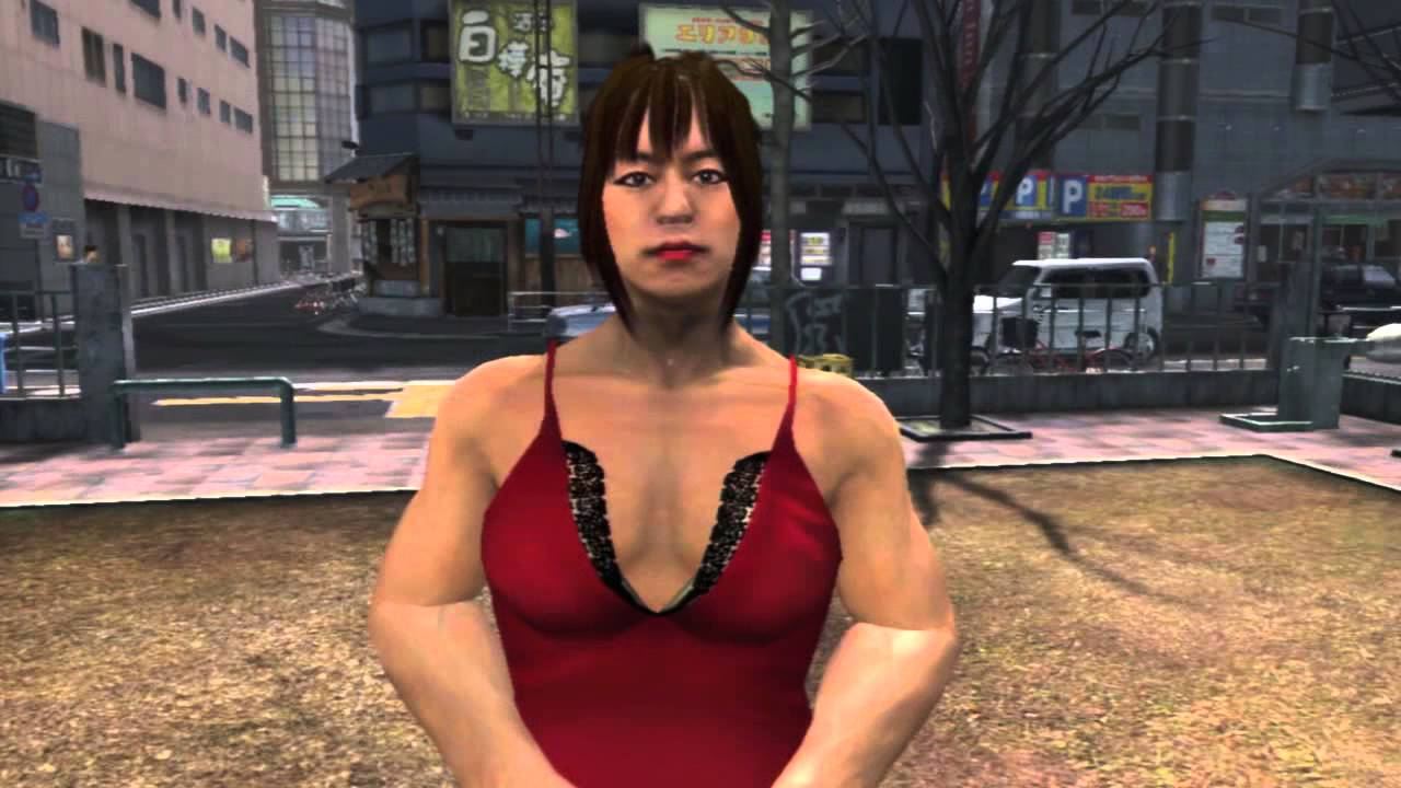 Yakuza 3 remaster cuts a transphobic quest from the game | NeoGAF