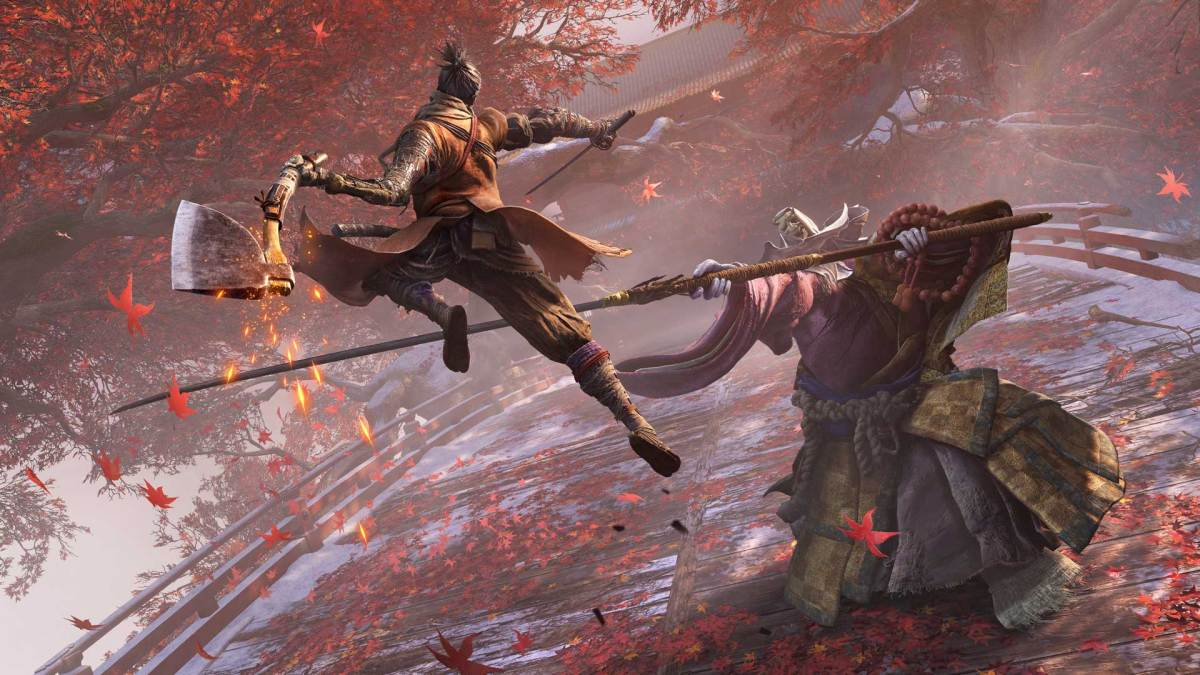 Sekiro: Shadows Die Twice Runs With An Unlocked Frame Rate On PS4 Pro