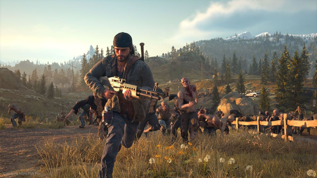 Days Gone Has Received Another Huge Update 1.04 Ahead of Its Launch
