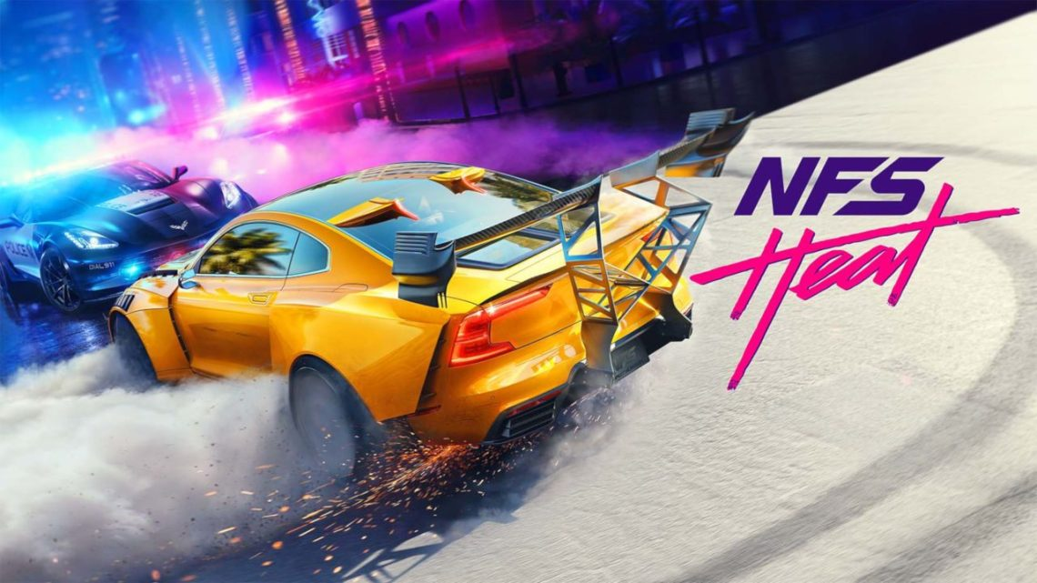need for speed heat cars list