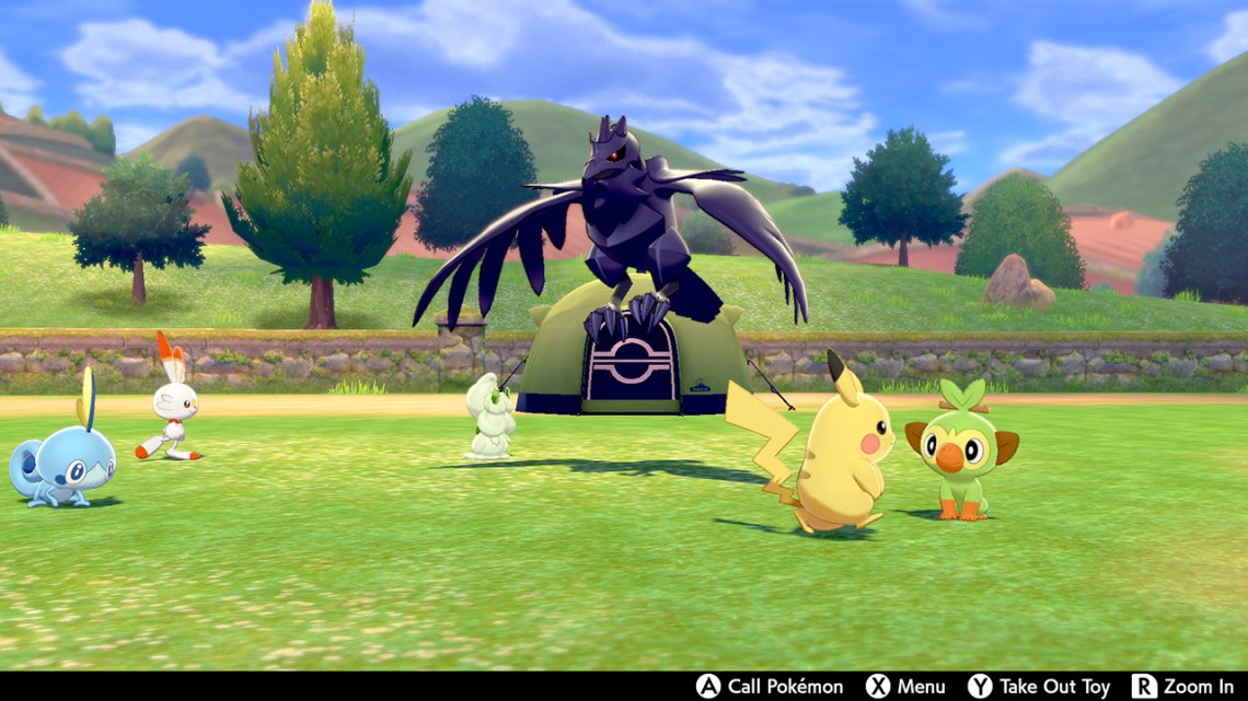 pokemon sword and shield special evolutions