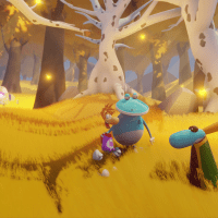 3D Rayman Concept Created In Dreams For PS4 Is Absolutely Gorgeous